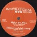 "inspirational Sound - Uk Sister Charlotte - Richie Ranks - El Fata - inspirational Sound Make We Wise - Soldiers Of Jah Army - Vampires - Wisdom Dub X Uk Dub 10"" rv-10p-00998"