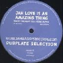 "Jah Waggys - Uk David Oneaway - King Alpha Jah Love is An Amazing Thing X Uk Dub 10"" rv-10p-01366"