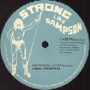 "Strong Like Sampson - A Lone - Eu Linval Thompson - Lone Ark Riddim Force Whom Shall i Fear - Extended - Fyah ina Babylon - Dub ina Babylon Whom Shall i Fear Reggae Hit 10"" rv-10p-01475"