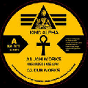 "King Alpha - Uk King Lorenzo - King Alpha Jah Works - Dub Works - Amlak Dub 1 - Amlak Dub 2 X Uk Dub 10"" rv-10p-01682"