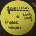 "Black Legacy - Dubplate - Uk Keety Roots Higher Heights - Part 2 X Uk Dub 10"" rv-10p-01732"