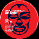 """Red Earth - Uk Michael Prophet - Soothsayers Love Fire - Fire Dub Manasseh Style Fire Fire Uk Dub 7"""" rv-7p-07816"""