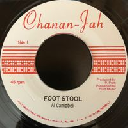 "Chanan Jah - Sunshot - Uk Al Campbell Foot Stool - Version X Oldies Classic 7"" rv-7p-09517"