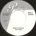 "Roots Pool - Uk Ras Elroy Bailey - Keith Drummond - Roots Pool All Stars - Black Stone Youth Man - Better Days X Oldies Classic 7"" rv-7p-10031"