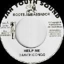 "Jah Youth - Uk Daweh Congo - Jerry Lions Help Me - Version X Reggae Hit 7"" rv-7p-12639"