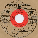 "High Music - Dub Store - Japan Hot Rocks - High Times Players Black Man - Version X Oldies Classic 7"" rv-7p-13347"