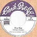 "Carib Disco - Pressure Sounds - Uk George Dekker - Bunny Lee All Stars Foey Man - Scarface X Oldies Classic 7"" rv-7p-13618"