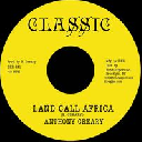 """Classic - Digikiller - Us Anthony Creary Land Call Africa - Version X Oldies Classic 7"""" rv-7p-14110"""
