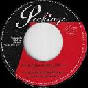 "Peckings - Uk Bitty Mclean - Supersonics Walk Away From Love - Version X Reggae Hit 7"" rv-7p-14314"