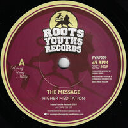 """Roots Youths - Uk Higher Meditation The Message - Dub Wise X Uk Dub 7"""" rv-7p-14760"""