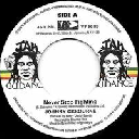 "Jah Guidance - Vp - Us Johnny Osbourne - Roots Radics Never Stop Fighting - Dangerous Match Six Dub X Oldies Classic 7"" rv-7p-15016"