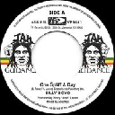 "Jah Guidance - Vp - Us Billy Boyo - Roots Radics One Spliff A Day - One Dub A Day X Oldies Classic 7"" rv-7p-15027"