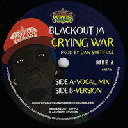 "Totally Dubwise - Uk Blackout Ja - Dan Subtifuge - Grampians Crying War - Crying Shame Riddim X Reggae Hit 7"" rv-7p-15677"