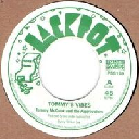 """Jackpot - Pressure Sounds - Uk Tommy Mccook - Aggrovators Tommys Vibes - Version X Oldies Classic 7"""" rv-7p-15697"""