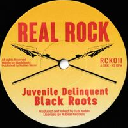 "Real Rock - Eu Black Roots Juvenile Delinquent - Dub The Youth X Reggae Hit 7"" rv-7p-15739"