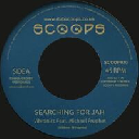 "Scoops - Uk Michael Prophet - Vibronics Searching For Jah - Version X Uk Dub 7"" rv-7p-15745"