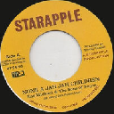 "Starapple - Vp - Us Ras Michael - Sons Of Negus None Of Jah Jah Children - Jah Glory None A Jah Children No Cry Oldies Classic 7"" rv-7p-15762"
