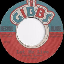 "Joe Gibbs - Reggae Fever - Eu Dennis Brown Let Me Live - Version Let Me Live Oldies Classic 7"" rv-7p-15866"