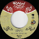 "Raw Creation - A Lone - Eu Muscle Emanuel Crazy World - Rebel Riddim Dub Rebel Reggae Hit 7"" rv-7p-15872"