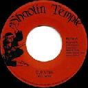 "Shaolin Temple - Fr Dillinger Cup Of Tea - Version Tel Aviv Oldies Classic 7"" rv-7p-15916"