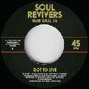 "Acid Jazz - Uk Earl 16 - Soul Revivers Got To Live - Living Version X Reggae Hit 7"" rv-7p-15922"