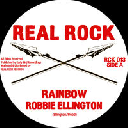 "Real Rock - Eu Robbie Ellington - The Herb Rainbow - Rainbow Dub X Reggae Hit 7"" rv-7p-15947"