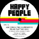 "Happy People - Uk Joe Yorke - Co Operators - Eeyun Purkins Tonight At The Disco - Dub X Reggae Hit 7"" rv-7p-15953"