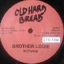 "Old Hard Bread - Eu Matumbi - Dennis Bovell Brother Louie - Dj Toasting Version X Oldies Classic 7"" rv-7p-15966"