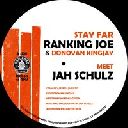 "Railroad - Eu Ranking Joe - Donovan Kingjay - Jah Schulz Stay Far - Chanting Flute Chanting Uk Dub 7"" rv-7p-15975"