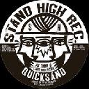 "Stand High Patrol - Fr Joe Yorke - Stand High Patrol Quicksand - Dub X Reggae Hit 7"" rv-7p-15992"