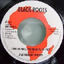"Black Roots - Uk Junior Reid Original Foreign Mind - Version X Early Digital 7"" rv-7p-16007"