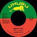 "Uhuru - Common Ground - Uk Essiel Pele Money Cry - Version X Early Digital 7"" rv-7p-16048"