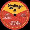 """Abendigo - Fr Ras Hassen Ti - Rico Gaultier Four Men On Their Horses - Sax Version X Reggae Hit 7"""" rv-7p-16073"""