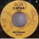 "Capra - Eu Danman - Dennis Capra Richman - Poorman Dub X Uk Dub 7"" rv-7p-16116"