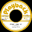 """Playback - Hornin Sounds - Fr Laxton Ford - Charmers All Stars Hurry Come Up - instrumental X Oldies Classic 7"""" rv-7p-16137"""