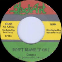 """Black Art - Reggae Fever - Eu Congos Dont Blame it On i - Feast Of The Passover X Oldies Classic 7"""" rv-7p-16177"""