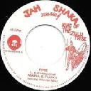 """Jah Shaka - Uk Mafia And Fluxy Fire - Fire Dub X Uk Dub 7"""" rv-7p-16195"""
