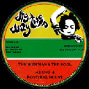 """Dig This Way - Eu Abeng - Rootikal Horns - Eeyun Purkins The Wiseman And The Fool - A Wise Dub X Reggae Hit 7"""" rv-7p-16246"""