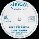 """Virgo Stomach - Uk Lion Youth Rat A Cut Bottle - Dub Rat A Cut Bottle Oldies Classic 12"""" rv-12p-00903"""