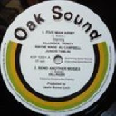 """Oak Sound - King Spinna - Uk Dillinger - Trinity - Wayne Wade - Al Campbell - Junior Tamlin Five Man Army - Send Another Moses - Five Man Dub Drum Song Oldies Classic 12"""" rv-12p-01214"""
