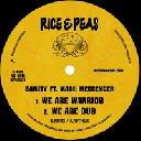 "Rice And Peas - Eu Madu - i Jah Salomon - Samity We Are Warrior - Warrior Spirit X Uk Dub 12"" rv-12p-02324"