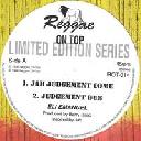 "Reggae On Top - Uk Eli Emmanuel Jah Judgement Come X Uk Dub 12"" rv-12p-02366"