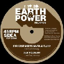 "Earth And Power - Fr Far East - Dub Foundry - Mafia And Fluxy Until Jah Victory - Until Dub Victory - Riddim 1 - Raw Dub X Reggae Hit 12"" rv-12p-02543"