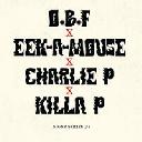 """Obf - Fr Charlie P - Killa P - Eek A Mouse - Obf Bubble - Dub - Wagwan - Run Mouse Run - Wagwan Riddim X Uk Dub 12"""" rv-12p-02854"""