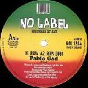 """No Label - Uk Pablo Gad Row - Row Dub 1 - Dub 2 - Dub 3 X Reggae Hit 12"""" rv-12p-02930"""