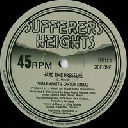 """Sufferers Heights - Fr Sugar Minott - Captain Sinbad - Youth Promotion Band Hard Time Pressure - Dub On The Pressure X Oldies Classic 12"""" rv-12p-02969"""