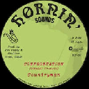 "Hornin Sounds - Fr Countryman Confrontation - Living On Borrowed Time X Oldies Classic 12"" rv-12p-03004"