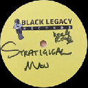 "Black Legacy - Uk Keety Roots Stratigical Man - Dub X Uk Dub 12"" rv-12p-03016"