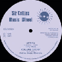 """Sir Collins Music Wheel - Common Ground Unity Stars - Sir Collins - Big Dread Africa - Blood And Fire X Oldies Classic 12"""" rv-12p-03023"""