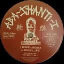 "Aba Shanti i - Uk Shanti ites Joshua Horns - King Of Kings X Uk Dub 12"" rv-12p-03033"